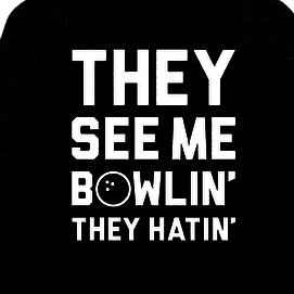 Fundraising Page: They See Me Bowlin'